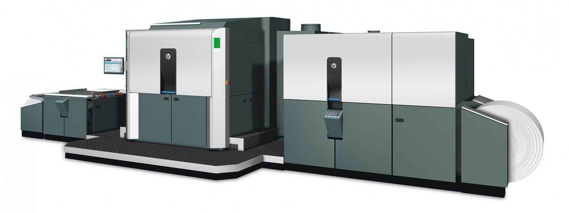 Digitaldruck, HP Indigo 20000
