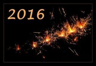 Frohe Weihnachten und ein gutes Neues Jahr 2016!