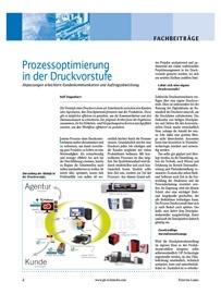 Druckvorstufe und Rastertechnologie beim Etikettendruck, CtP, Druckplatten, Etiketten, Etikettendruck, Vorstufe