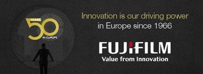 Fujifilm 50 Jahre