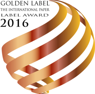 Golden Label Award Logo