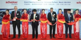 Schreiner Group in China