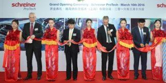 Schreiner Group in China