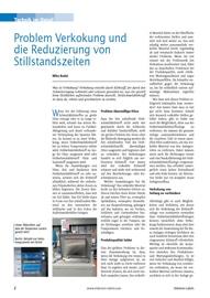 Problem Verkokung und die Reduzierung von Stillstandzeiten