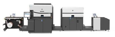 HP Indigo WS6800
