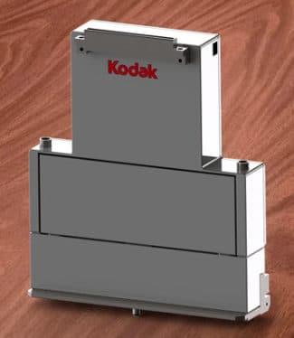 Kodak neue Ultrastream Druckkopf