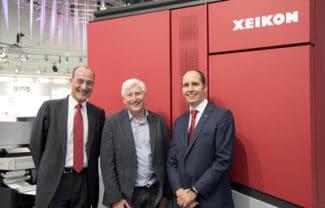 CS Labels investiert in dritte Xeikon CX3