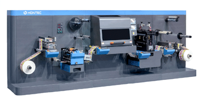 Hontec LC 350 Laserstanze