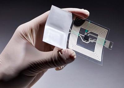 ESMA gedruckte Elektronik