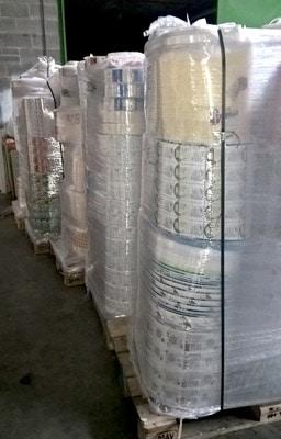 Seliplast Recycling für Etiketten-Abfälle