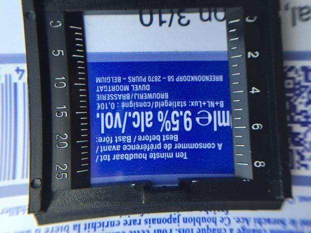 Kleine Texte ohne Full HD Flexo