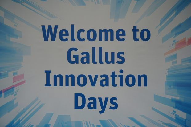Gallus Innnovation Days