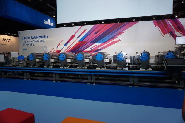 Da steht sie nun: Das neue modulare Maschinenkonzept Labelmaster