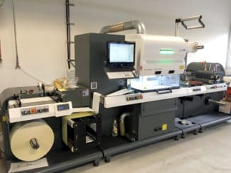 Hagmaier Etiketten Doppelkopf-Laser