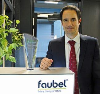Faubel Healthcare Award