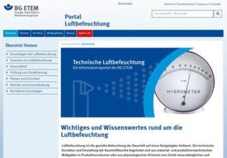 BG ETEM Webportal