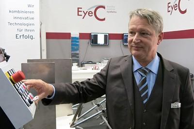 Ansgar Kaupp, CEO EyeC GmbH (Quelle: eyeC)