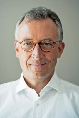 Siegwerk CEO Herbert Forker