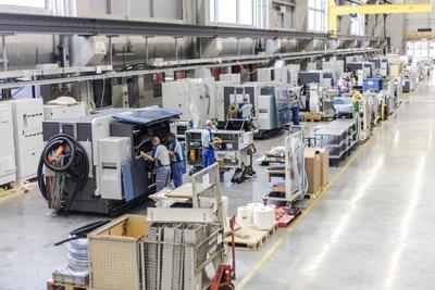 Gallus Blick in die Produktion