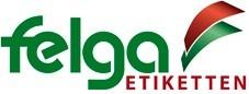Logo Felga Etiketten