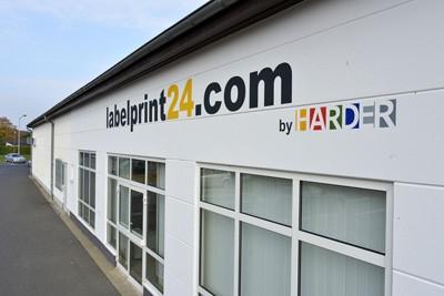 labelprint24 Gebäude Großenhain