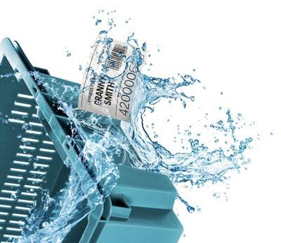 UPM Raflatac abwaschbare Etiketten