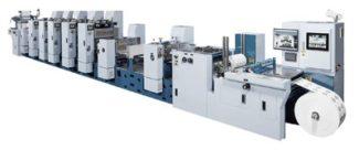 Miyakoshi MLP Offsetdruckmaschine