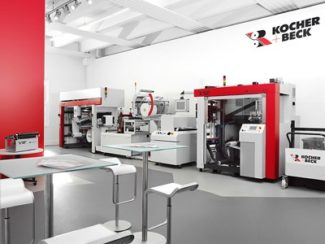 Kocher + Beck Labelexpo 2017