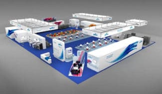 Gallus Labelexpo-Stand