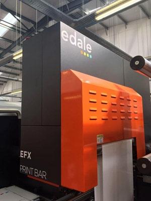 Edale EFX print bar