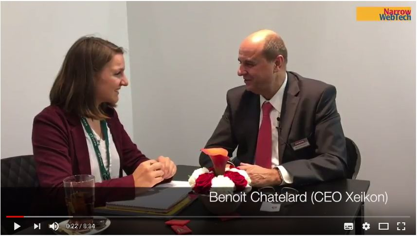 Interview mit Benoit Chatelard