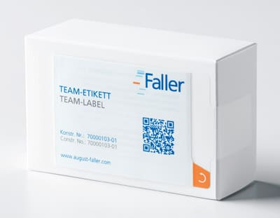 Faller TEAM-Label
