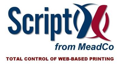 Logo Script X8