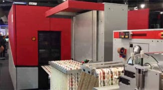 Labelexpo Xeikon DCoat500