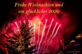 Frohe Weihnacht 2019