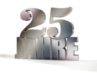 Logo 25 Jahre