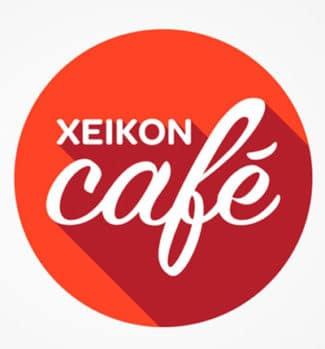 Logo Xeikon Cafe