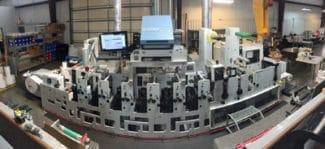 Colordyne Retrofit Hybridmaschine