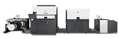 HP Indigo 9600 Digital Press