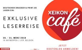 Logo DD/Xeikon-Leserreise