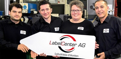 Team Labelcenter