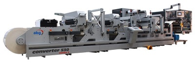 AB Graphic International Converter 530
