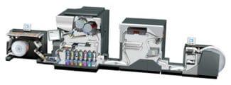 HP Indigo 6900 Schema