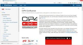 CIP Kooperationsplattform