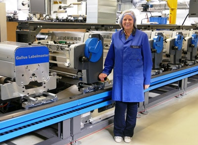 Gallus Labelmaster bei All4Labels