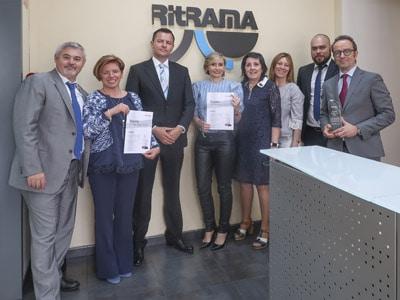 Schreiner Auszeichnung Ritrama