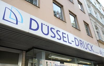 Düssel-Druck Ansicht