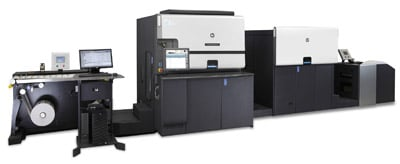 HP Indigo Digital Press 6900