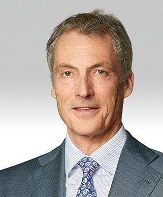 Dr. Walter Bickel, CEO Treofan