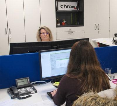 Chromos Büro